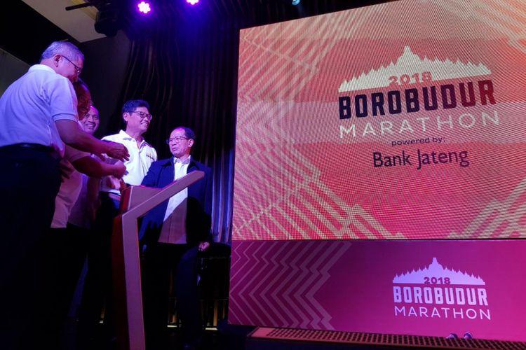 Pembukaan Borobudur Marathon 2018