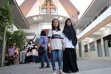 Kisah Toleransi Murid-murid SD Kristen yang Jadi Tuan Rumah Buka Puasa Siswa Madrasah