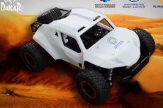 Mobil Listrik Buatan Mahasiswa Indonesia Balapan di Reli Dakar