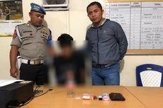 Tidak Bisa Mengelak, Oknum Polisi Ini Ditangkap Saat Pesta Narkoba