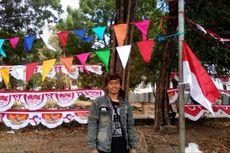 Cerita Penjual Bendera, dari Garut ke Maumere hingga Meraup Rp 6 Juta Sehari