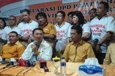 Ketua DPD Partai Hanura DKI Prediksi PDI-P Membelot Dukung Ahok