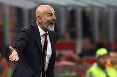 AC Milan Vs SPAL, Pioli Sebut Coppa Italia Target Realistis
