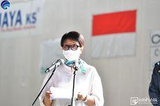 Menlu Harap Negara-negara Lain Pertimbangkan Indonesia Keluar dari Red List Dunia