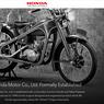 Sejarah Honda Lahir 24 September 1948