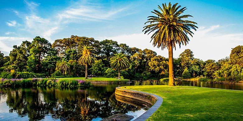 Royal Botanic Garden Melbourne, Australia