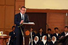 Menteri Kelautan dan Perikanan Edhy Prabowo Raih Gelar Doktor Ilmu Komunikasi dari Unpad