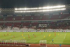 Hasil Timnas U-16 Indonesia Vs China, Duel di SUGBK Berakhir Imbang