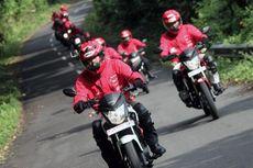 Ekspedisi Nusantara, Investasi Honda di Kelas Sport