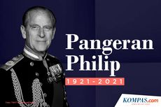 Pembuatan Patung Pangeran Philip Didukung PM Inggris, Bisa Habiskan Jutaan Poundsterling