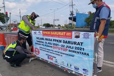 27 Exit Tol di Jawa Tengah Ditutup Mulai Jumat, Berikut Rinciannya