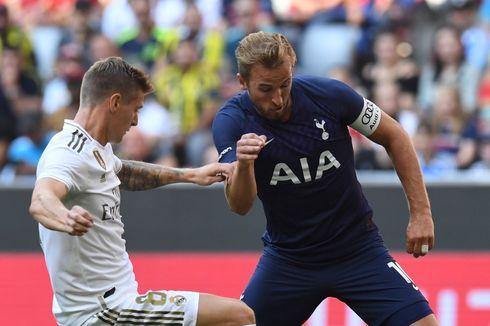 VIDEO - Real Madrid Vs Tottenham, Harry Kane Perpanjang Derita El Real