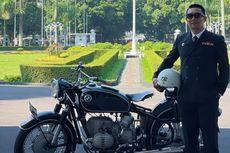 Intip Sejarah BMW R60, Motor Klasik Milik Ridwan Kamil