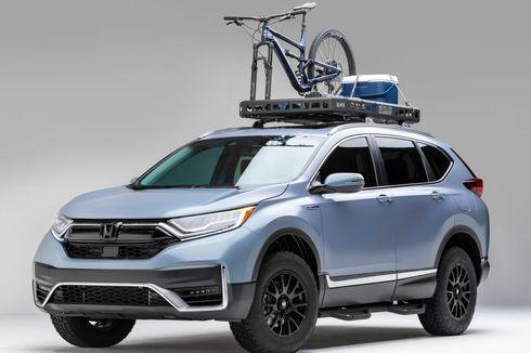 Honda CR-V  Off-Road Nongkrong di SEMA Show 2019