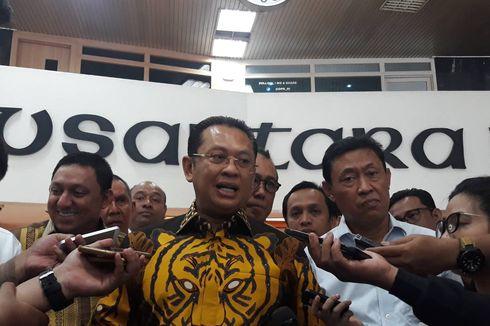 Soal Wacana Penambahan Masa Jabatan Presiden, Ketua MPR: 2 Periode Sudah Tepat