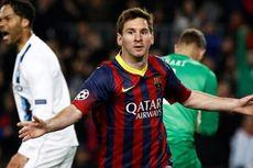 Messi: Manchester City Kuat, tetapi Barcelona Tak Kesulitan