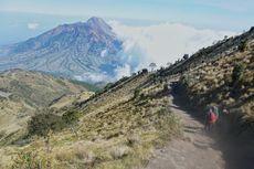 Mulai 1 Februari, Jalur Pendakian Gunung Merbabu Kembali Dibuka