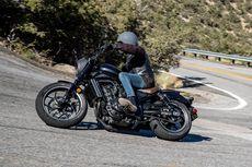 Tantang Harley-Davidson, Honda Rilis Rebel 1100