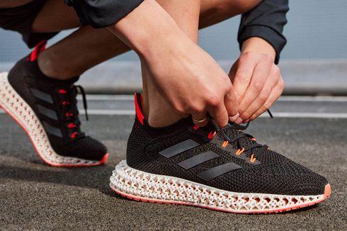 Midsole 3D Printing pada Sepatu Lari Terbaru Adidas, Apa Istimewanya?