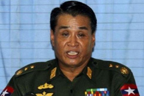 AS Jatuhkan Sanksi atas Jenderal Myanmar