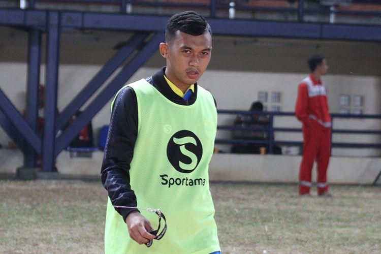 Pemain Persib Bandung, Abdul Aziz Lutfi Akbar.