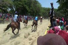 Polisi Tangkap Pelaku Judi, Lomba Pacuan Kuda Piala Gubernur Ricuh