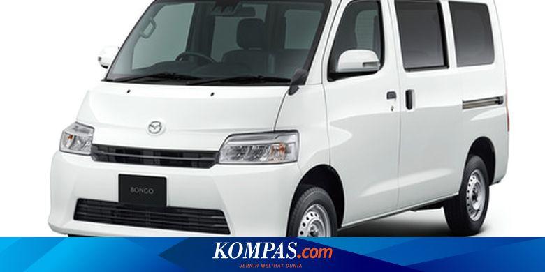 Mazda Luncurkan Bongo Kembaran Daihatsu Gran Max Tetapi Lebih Canggih Halaman All Kompas Com