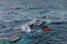 Diterjang Puting Beliung, Kapal Berisi Pemancing Tenggelam, 1 Tewas