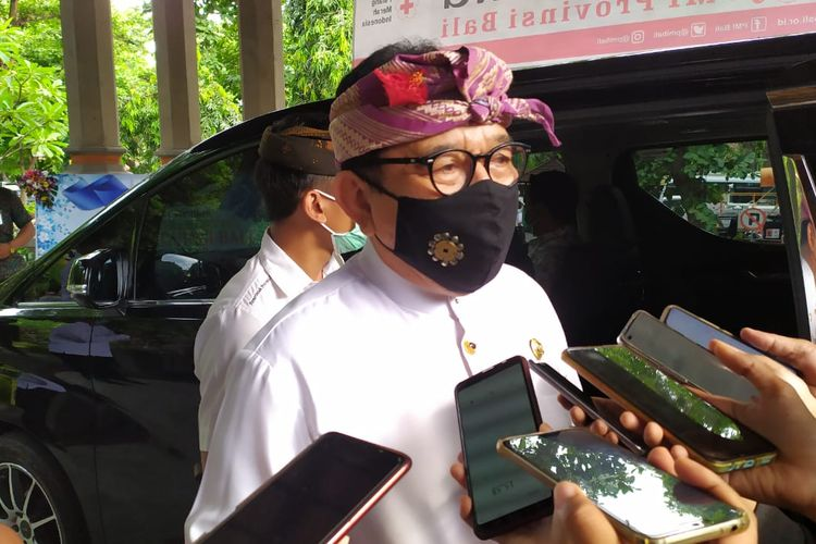 Wakil Gubernur (Wagub) Bali Tjokorda Oka Artha Ardhana Sukawati.