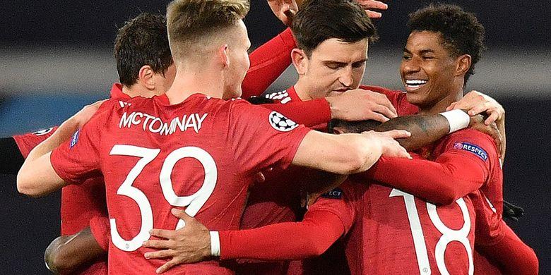 Link Live Streaming Istanbul Basaksehir Vs Man United Di Liga Champions Halaman All Kompas Com