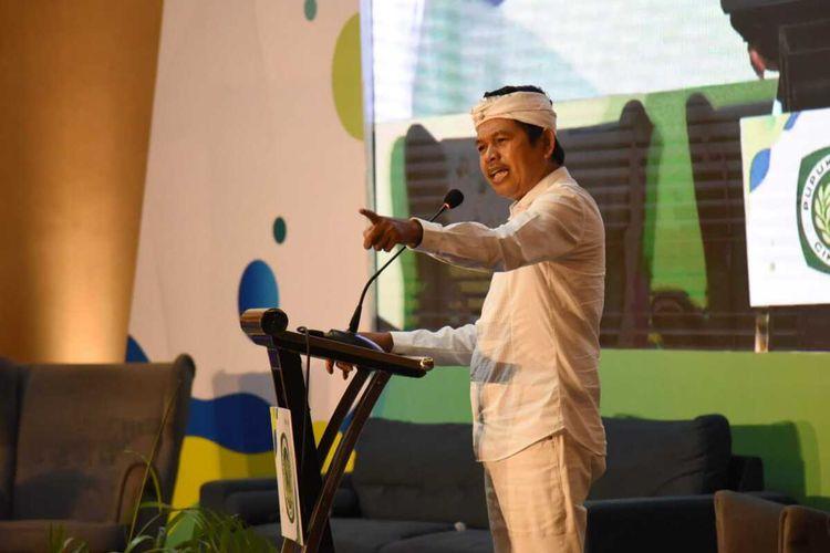 Wakil Ketua Komisi IV DPR RI, Dedi Mulyadi,