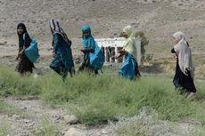 9 Anak Tewas di Afghanistan Terkena Ledakan Ranjau Saat Berangkat ke Sekolah