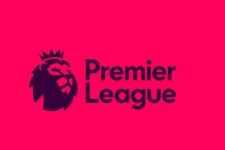 Logo Premier League.