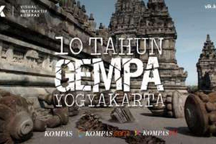 VIK Gempa Yogyakarta