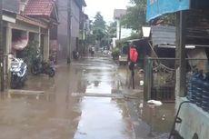 Banjir Cipinang Melayu Surut, Warga Bersih-bersih