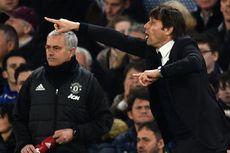 Conte soal Mourinho Latih Roma: Saya Doakan yang Terbaik, Kecuali...