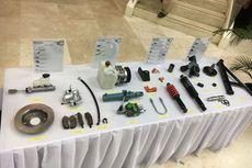 200 Komponen Lokal Siap Pasok Mobil Perdesaan