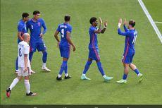 Hasil Uji Coba Euro 2020 - Inggris Tuntaskan Dendam, Belgia Menang Tipis