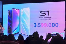 Resmi Masuk Indonesia, Ponsel Vivo S1 Dijual Rp 3,6 Juta