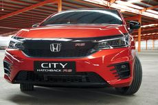 Alasan Honda Tak Bawa City Hatchback 1.000 cc Turbo ke Indonesia
