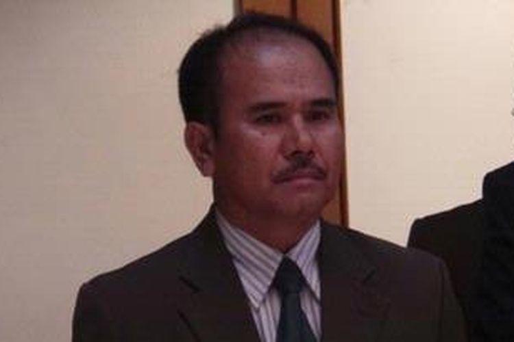 Kepala Dinas Perumahan dan Gedung Pemerintahan Daerah DKI Yonathan Pasodung