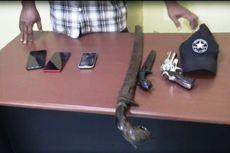 Berbekal Pistol Mainan, Begal di Cianjur Beraksi di Perkampungan