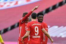 Hasil Bundesliga, 10 Pemain Bayern Muenchen Libas Greuther Fuerth