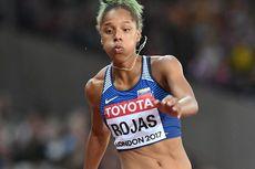 Yulimar Rojas, Peraih Medali Emas Wanita Pertama Venezuela, Berterima Kasih pada Facebook