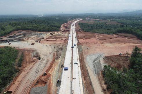 Organda Keluhkan Kualitas Aspal Jalan Tol Trans Sumatera
