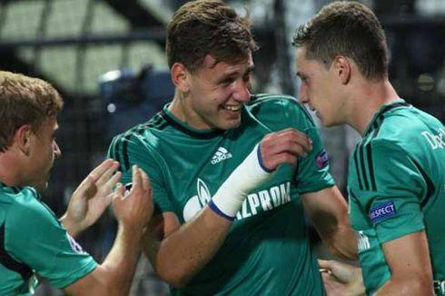 Schalke Lolos Susah Payah ke Liga Champions