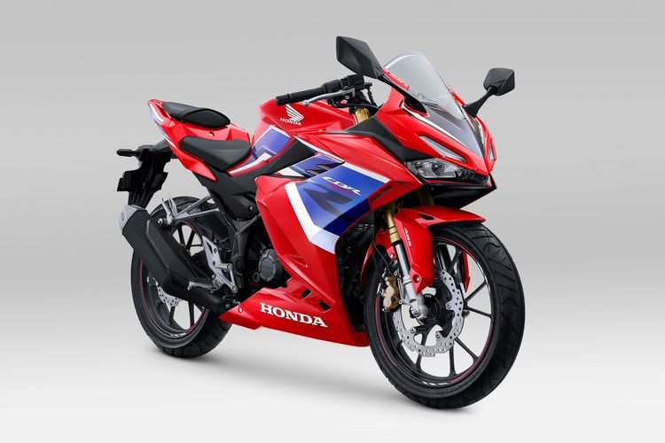 Honda rilis warna baru CBR150R Tricolor dan CBR250RR Tricolor.