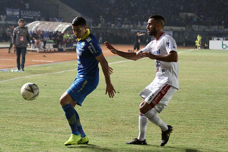 Pemain Persib Bandung, Esteban Vizcarra.