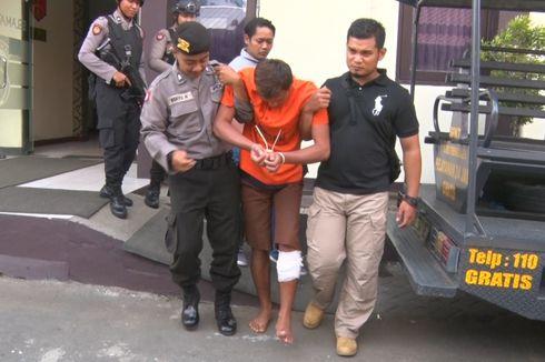 Melawan Saat Ditangkap, Seorang Residivis Kasus Pencurian di Trenggalek Ditembak
