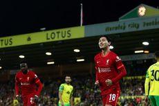 Hasil Norwich Vs Liverpool - Kelleher Tepis Penalti, The Reds Menang Telak